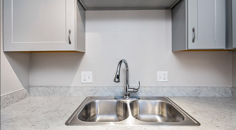 Renovated Townhome - Kitchen Sink
