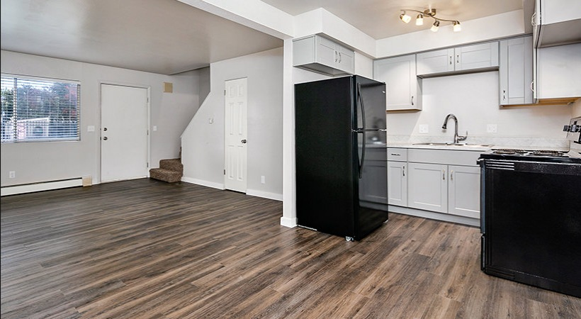 Renovated Townhome - Living Area