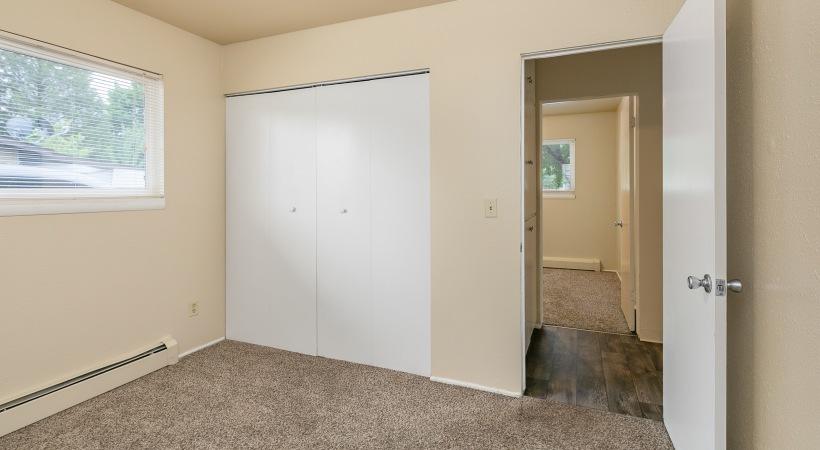 Two Bedroom, One Bathroom - Guest Bedroom to Master Bedroom
