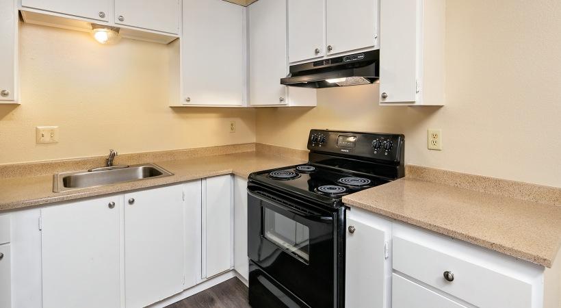 One Bedroom - Kitchen