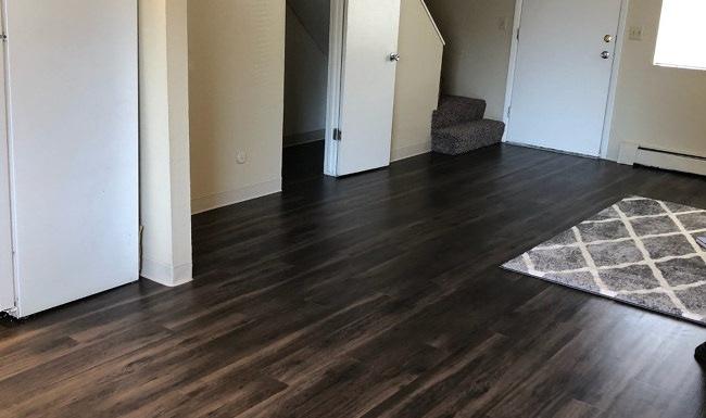 Upgraded Interiors